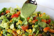 Siv's salads