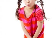 Enfermedades en los niños.Información para padres