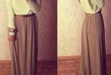 Vestidos y Polleras