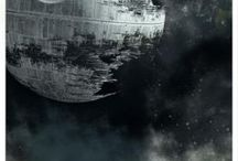 That's No Moon... / by Holly Hand Grenade