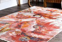 Lana rug options