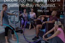 LiveLaughHoop / Get Motivated. Get Moving. Keep it Going!