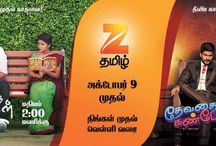 'Niram Maratha Pookal' on Zee Tamil Tv Plot Wiki,Cast,Promo,Title Song,Timing