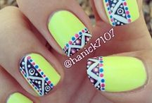 Nail art / Designs for toes