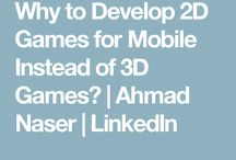 Mobile Games - 2D vs. 3D