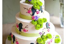 Cool Wedding Cakes, Pastries and Cupcakes / Crazy, weird and flat out awesome wedding cakes to inspire your wedding cake. Please visit http://www.evrimgallery.com/Portland-Wedding-Blog/ to see more incredible wedding cakes.