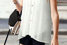 Lady Looks / Effortless, stylish and figure flattering.  / by Nicholas Kelly