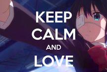 Chuunibyou / Chuunibyou I love this anime!
