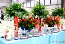 FLORALUXE Wedding & Event Design / FLORALUXEのウエディングフラワー&ブーケ Desigh & Photo by Masami Wake, AIFD