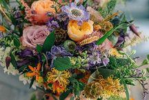 Mimosa - Wedding Bouquets and Florals / Bridal flower bouquets,  floral decorations and floral styling.weddon