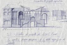 Complesso Residenziale Montevarchi, Arezzo.