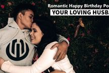 Heart Touching Birthday Wishes Poems For Husband