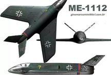 GE Jets / German-made jets or rocket-driven a/c's