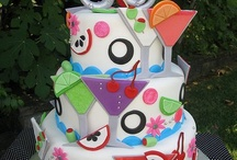 Cake & cookie ideas I love!!!!! / Cakes and cupcake and cookie  ideas / by Alana Hay