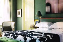 Our bedroom colors / by Beth Allen
