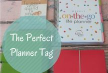 Planner Love / Anything that has to do with my love for planners