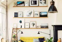 contemporary decoration (loft)