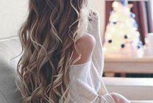 coupe de cheveux long