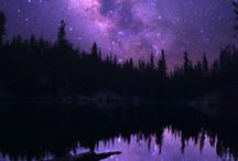 Landscape And Milky Way