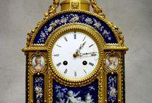 Clocks, art deco, art noveau and others