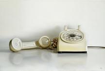 Phone/Appliance Paintings / Phone, Camera, Typewritter, Refrigerator, ect.... Art