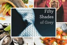 5o Shades of Grey Food Menu