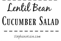 I'm AS COOL as a CUCUMBER / all cucumber recipes - from smoothies to salads