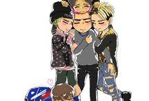 BIGBANG / Bias: G-Dragon