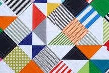 Patchwork/Quilts / by Ładne tkaniny