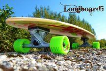 Longboard Hawaii Honolulu / Nový longboard od firmy spartan