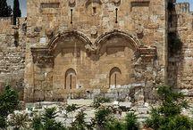 Jeruzalem and surroundings