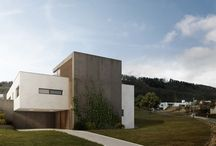 Housing HRANICE / DESIGN OF A FAMILY HOUSE FOR FOUR MEMBER FAMILY IN A SUBURB