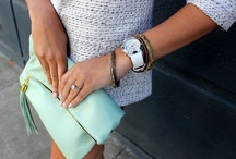 Chic Accessories / by Britt+Whit