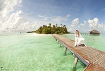 Destination Wedding Photography / Weddings are one of the happiest moments of a couples' lives.