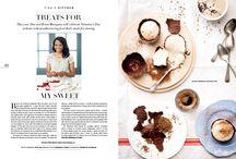 Treats / Woolworths Taste Magazine issue 91