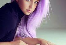 Purple Hair Madness