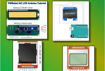 wyświetlacz lcd arduino