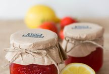 Marmeladen/Sirup/Oel