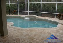 Pool Paver Decks