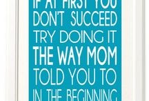 Moms Wisdom