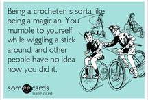 Crochet * funny