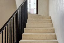 Stairs and balustrades