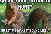 Hunting! / by Ashley George