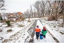 """Winter Family Photography / The only """"off-season"""" for photography in Minnesota are the days so cold the camera won't fire...which happens here. But every other day is a day to make, and keep, great memories."""
