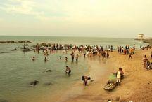 Kanyakumari Beach / by Ezhil Arasu