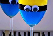 Minion feestje