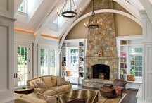 Family room / by Kim Dickinson