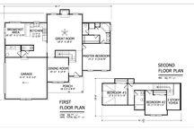 Floor Plans : The Summerset
