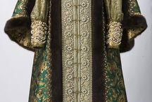 Russia & Eastern Europe / Traditional costume from : Russia, Estonia, latvia, Belarus & Ukraine
