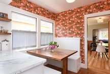 Breakfast Nooks / Waking up in the morning just got a little easier with these breakfast nook ideas. They'll inspire your mornings and get you ready to face the day!